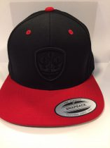 Fekete-Piros Snapback sapka