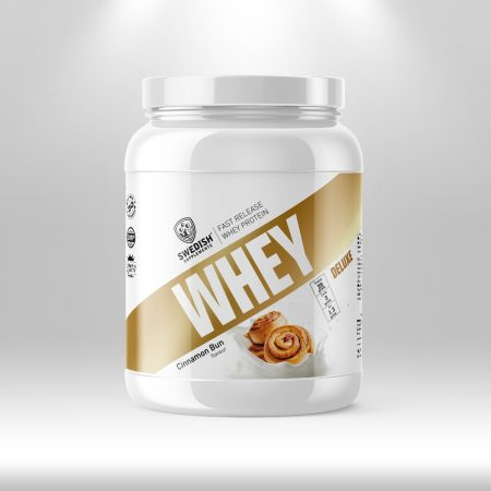 Whey Protein Deluxe 1kg