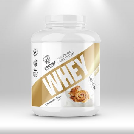 Whey Protein Deluxe 2kg